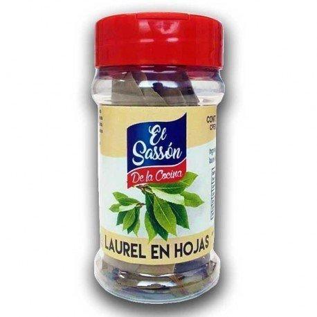 LAUREL EN HOJAS EL SASSON 5GRS