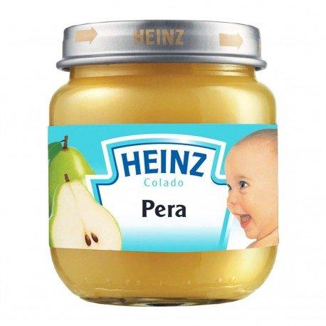 COMPOTA HEINZ PERA 113G