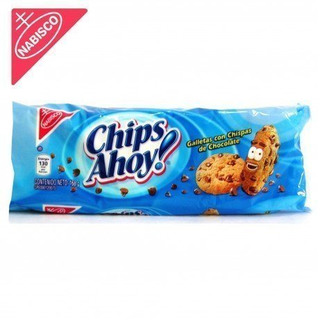 GALLETAS CHIPS AHOY...