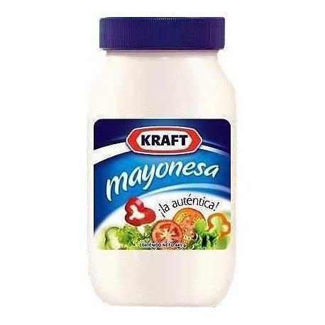 MAYONESA KRAFT 445GR