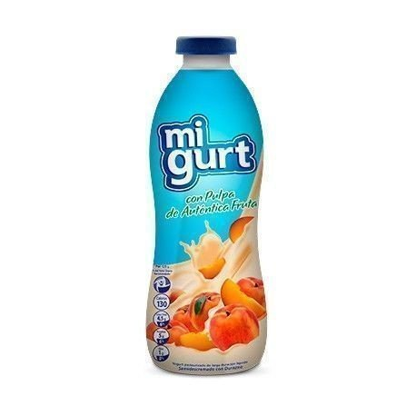 YOGURT DURAZNO MIGURT 750Gr