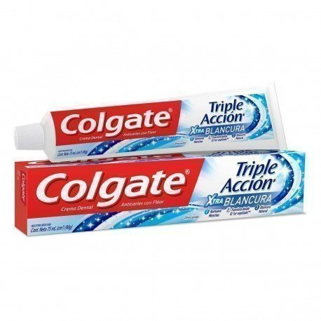 COLGATE TRIPLE A. EXTRA...