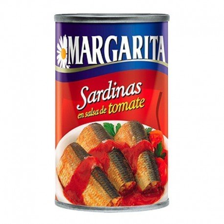 SARDINA MARGARITA S.TOMATE...