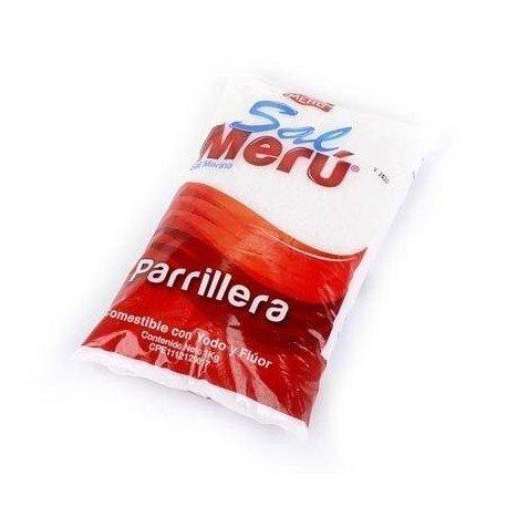 SAL MERÚ PARILLERA 1Kg.