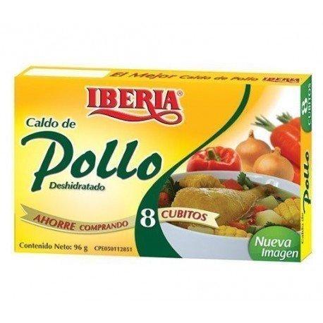 CUBITO CALDO DE POLLO 8UND...