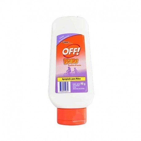 REPELENTE OFF KIDS CREMA 90G