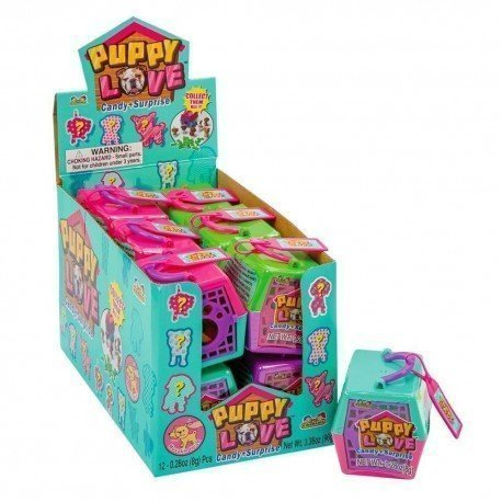 JUGUETE PUPPY LOVE + CANDY...