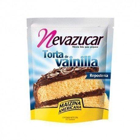 TORTA DE VAINILLA MAIZINA...