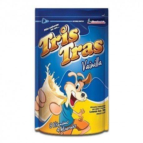 TRIS TRAS VAINILLA 300G