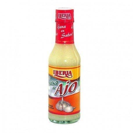 SALSA DE AJO IBERIA 150CC