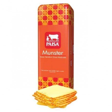 QUESO MUNSTER PAISA 300Gr...