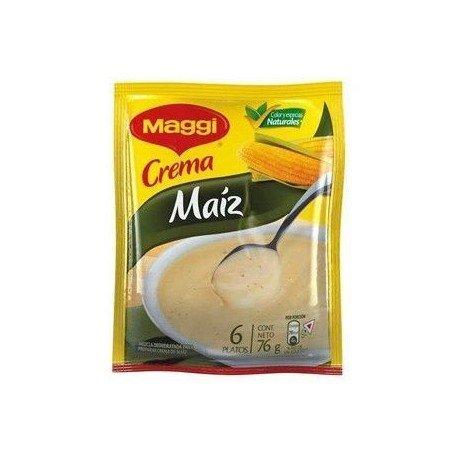 CREMA DE MAIZ MAGGI 76G