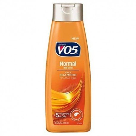 SHAMPOO DAILY NORMAL 370ml...